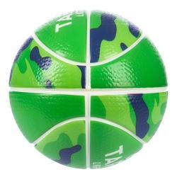泡棉籃球K100。兒童款(4歲以下) 迷你泡棉1號籃球