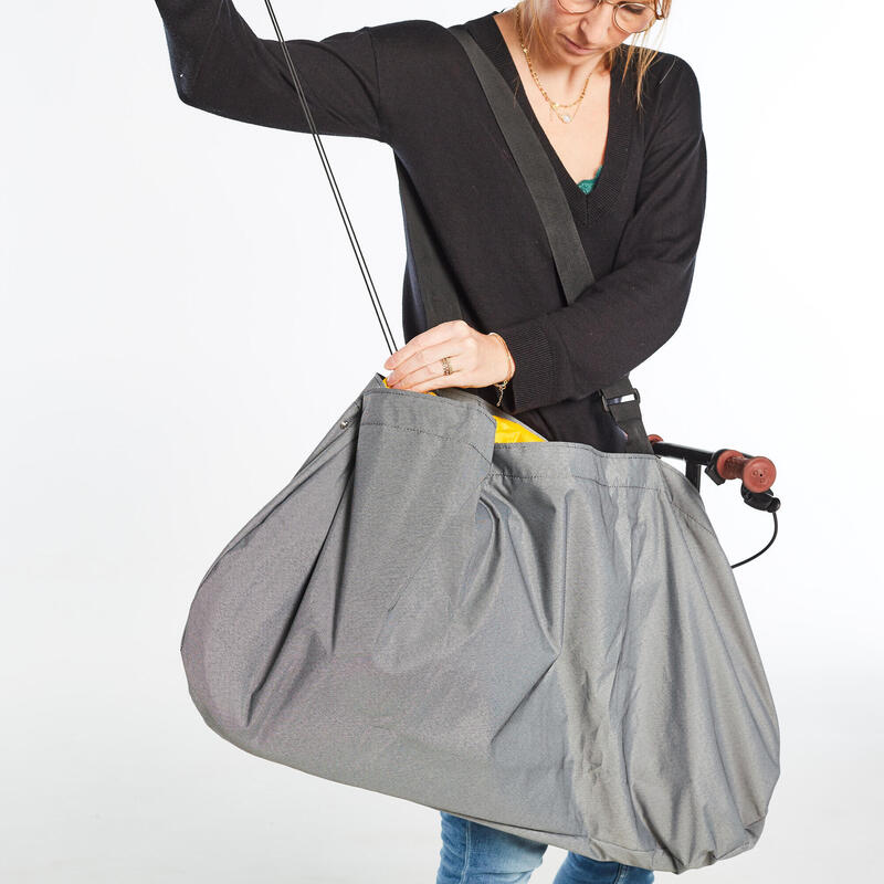 "Carry Bag for B'Twin 10"" and 12"" Balance Bikes"