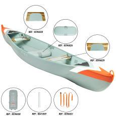SAV canoe X500
