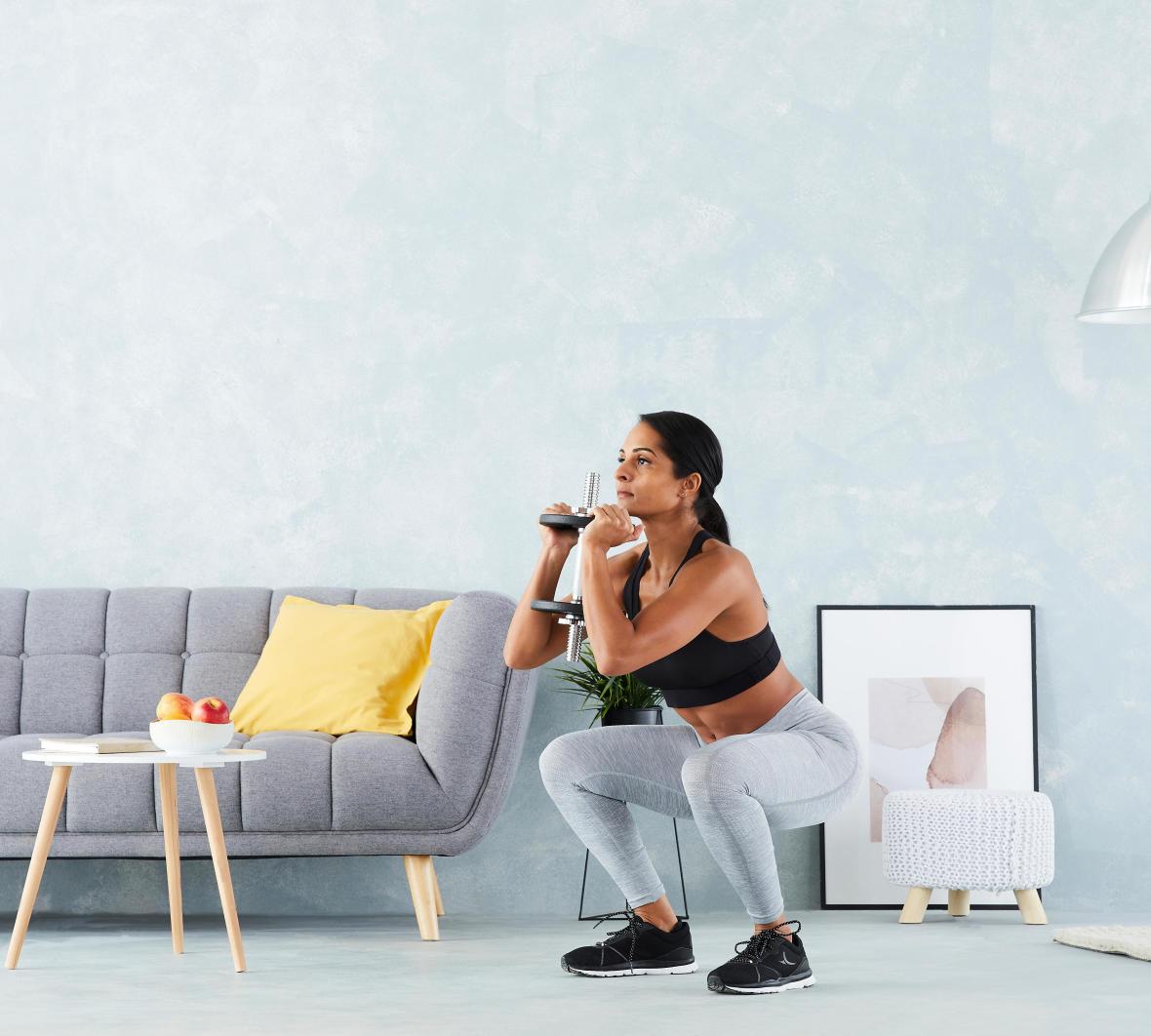 les différents types de squat