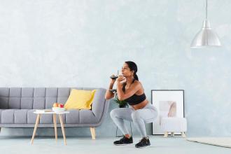différents types de squat