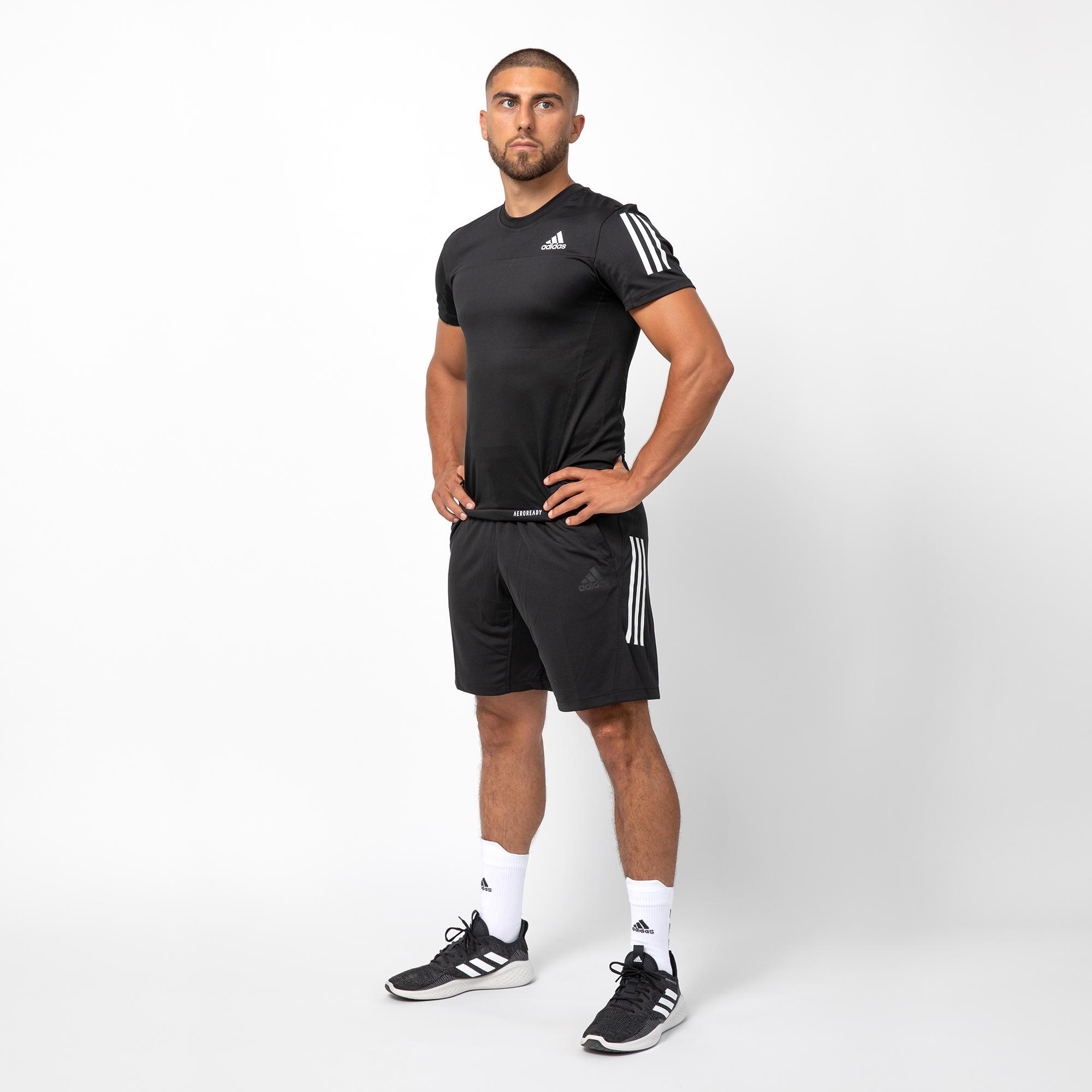 Tricou Adidas Negru