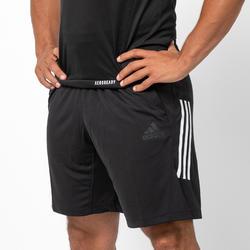 Short Adidas voor cardiofitness training voor heren zwart