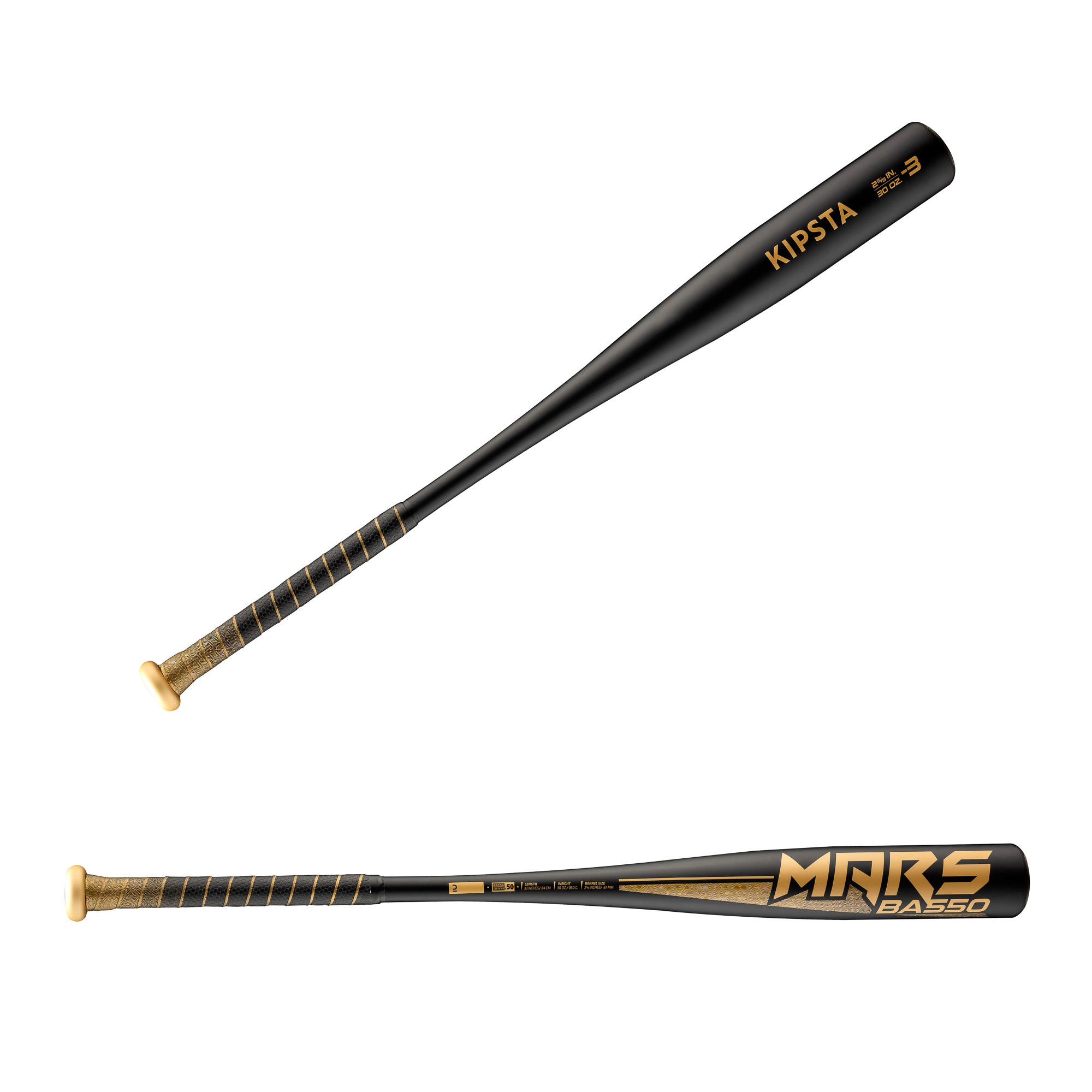 Bâtă Baseball BA 550 3 BBCOR