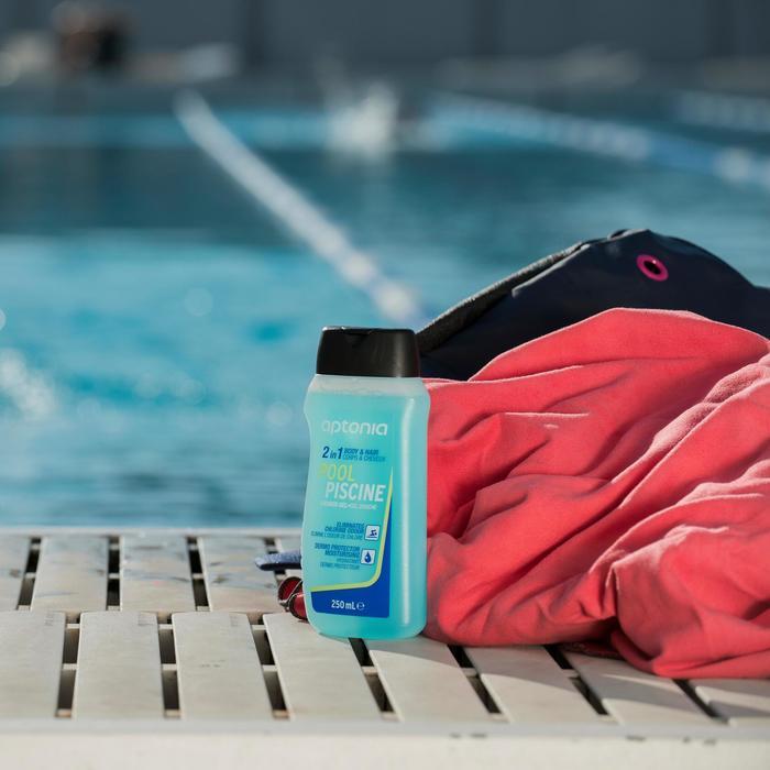 2 en 1 Gel douche + shampoing piscine 250 mL - 191533