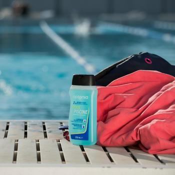 2 en 1 Gel douche + shampoing piscine 250 mL
