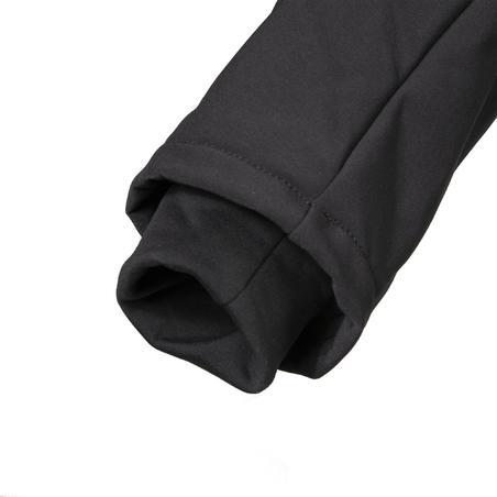 Куртка чоловіча RC100 для велоспорту, зимова - Чорна