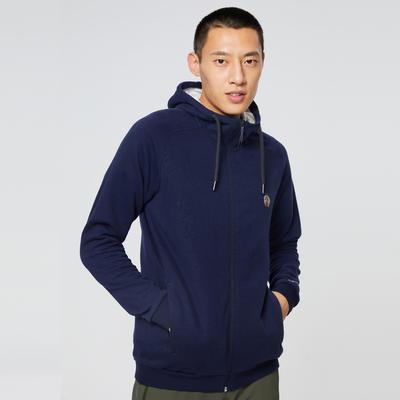 Men's Country Walking zipped sweatshirt - NH150