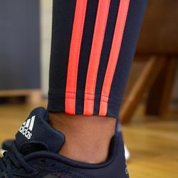 Legging Adidas Bleu Marine et Rose Femme