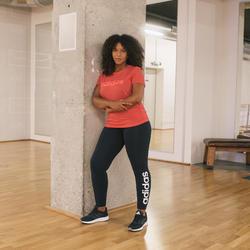 T-shirt Gym Pilates Linear
