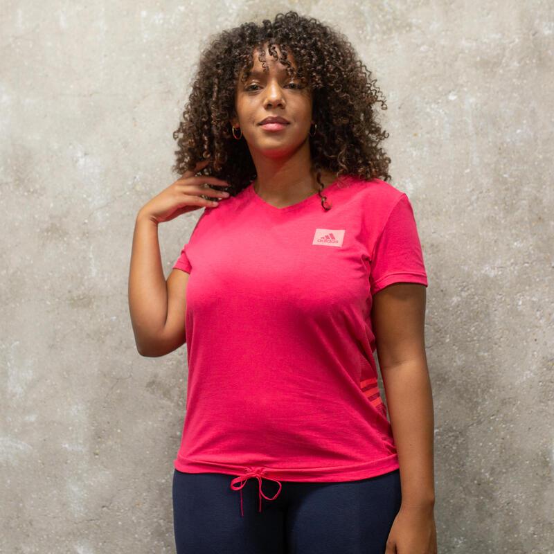 Pilates and Gym T-Shirt Designed2Move