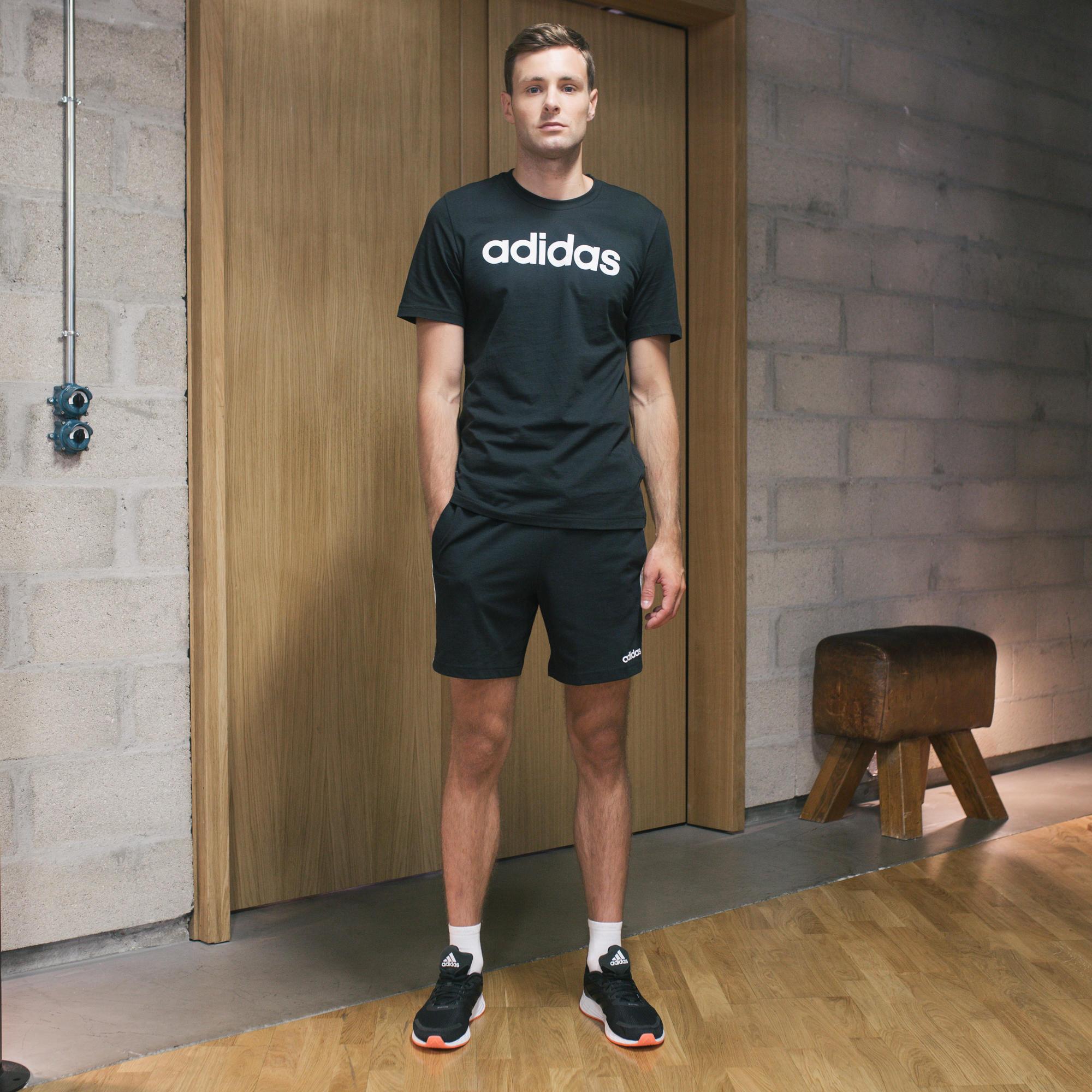 Șort Adidas 3S Regular Bărbați