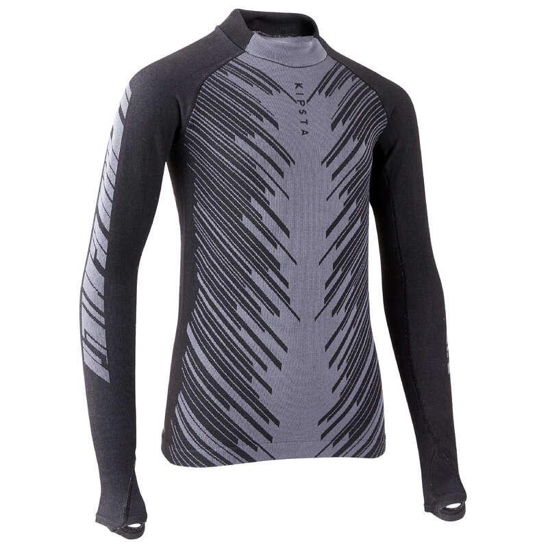 Lenjerie de corp sporturi echipă copii Fotbal - Bluză Termică Keepwarm 900  KIPSTA - Imbracaminte Termica(Underwear)