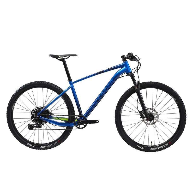 "29"" Semi Rigid Mountain Bike XC 500 Eagle 1x12 - Electric Blue"