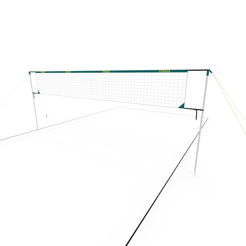 BV500 beach volleyball set