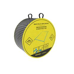 Spielfeldmarkierung BV900 Beachvolleyball offizielle Maße 8×16m