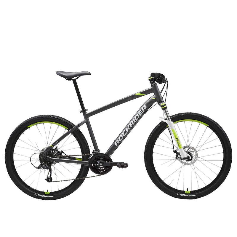 ORTA/İLERİ SEVİYE ERKEK MTB TRAİL Bisiklet - ST 520 DAĞ BİSİKLETİ 27,5