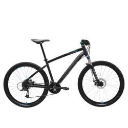 Mountainbike ST 520 V2 27,5 Zoll schwarz