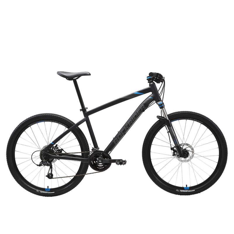 """FÉRFI MTB KÖZÉPHALADÓKNAK/HALADÓKNAK Kerékpározás - MTB kerékpár ST 520 V2, 27,5"""" ROCKRIDER - Kerékpár"""
