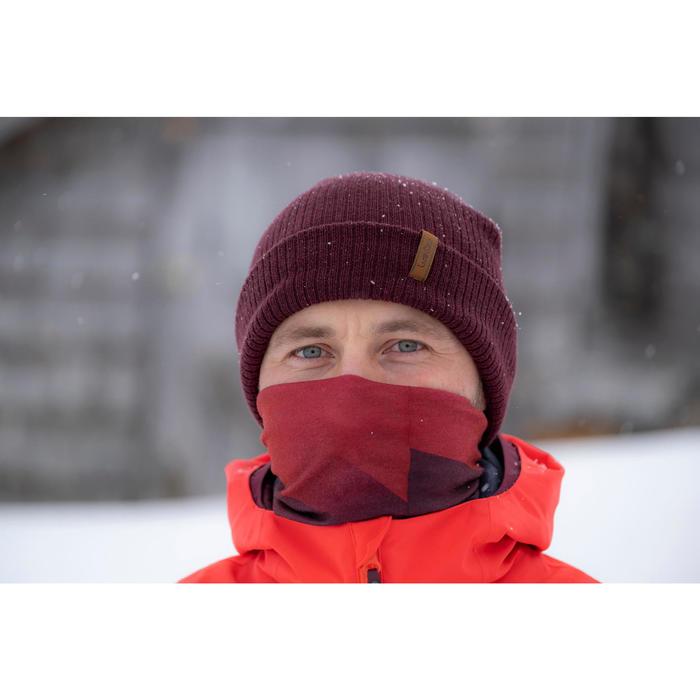 Adult Ski High-Tech Neck-Warmer Hug - Blue Red