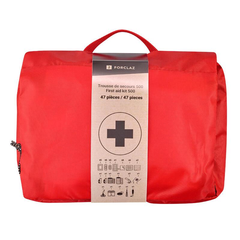 Emergency First Aid Kit 500 UL - 47 piece