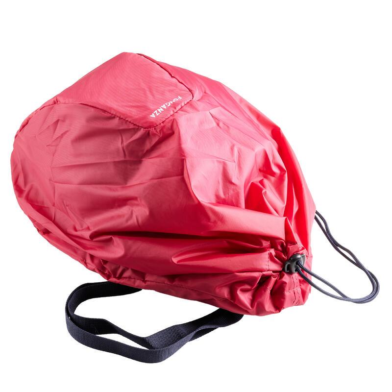 Bolsa Casco Equitación Plegable Rosa