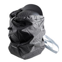 Sulankstomas jojimo šalmo krepšys, juodas