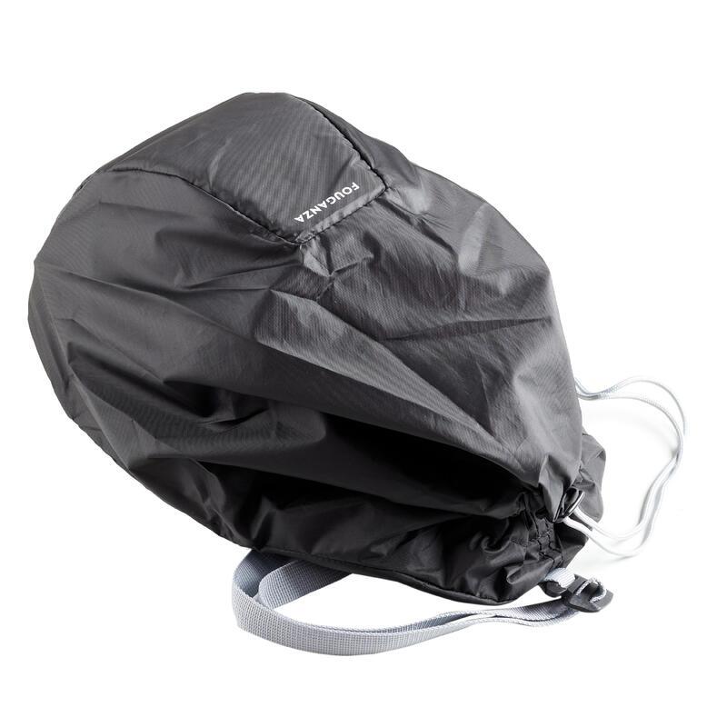 Bolsa Casco Equitación Plegable Negro