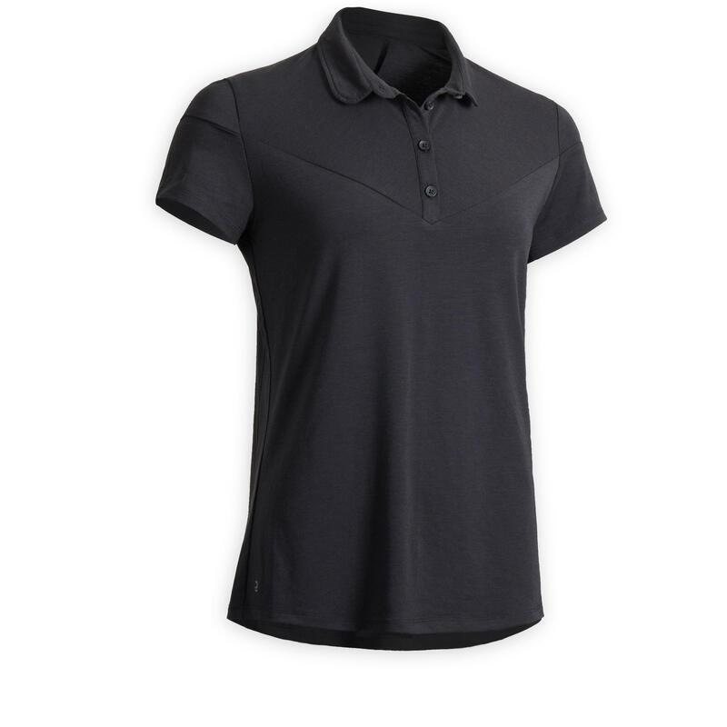 100 HorsebackRiding Polo Shirt - Women