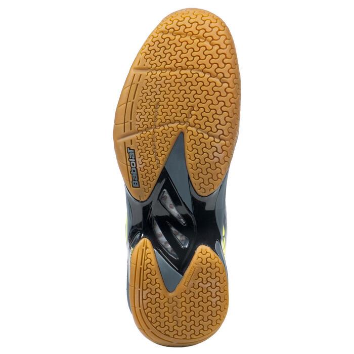 Chaussure de BADMINTON, SQUASH, SPORTS INDOOR SHADOW SPIRIT MEN NOIR