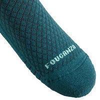 """Vaikiškos jojimo kojinės """"SKS 500"""", mėlynos, tamsiai žalios"""