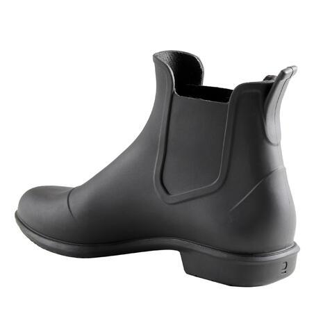 100 Adult Horse Riding Jodhpur Boots - Black