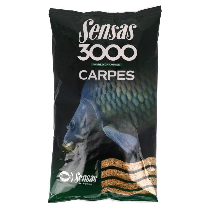 Amorce pêche 3000 CARPE 1 KG