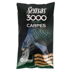 Engodo pesca 3000 CARPA 1 KG