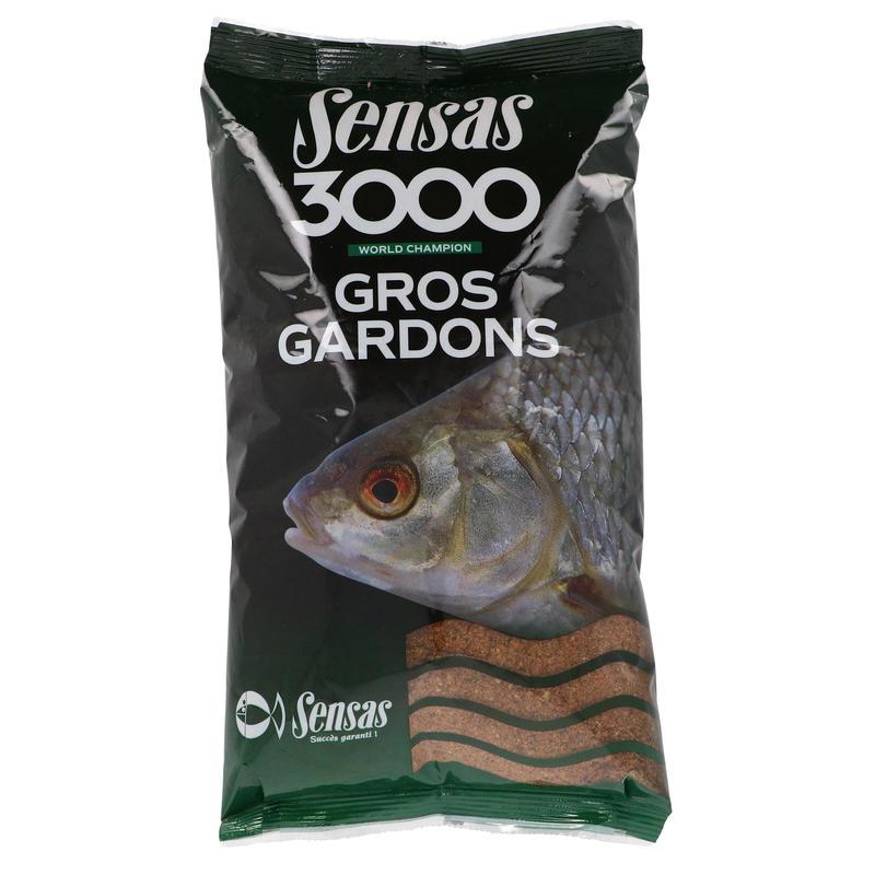 Amorce pêche 3000 GROS GARDONS 1 KG