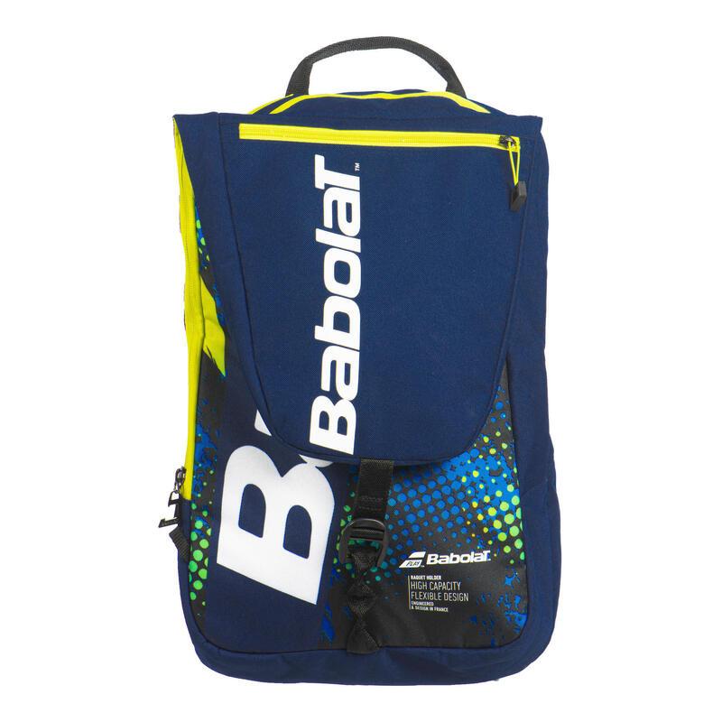 Versatile Backpack for Badminton, Tennis, Squash, Tournament Bag
