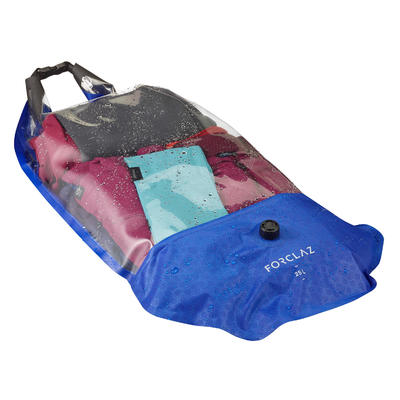 Trekking and Hiking Waterproof Compression Bag - 25 L