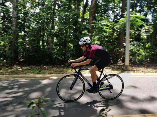 Scenic Cycling Routes in Singapore: Mandai Loop