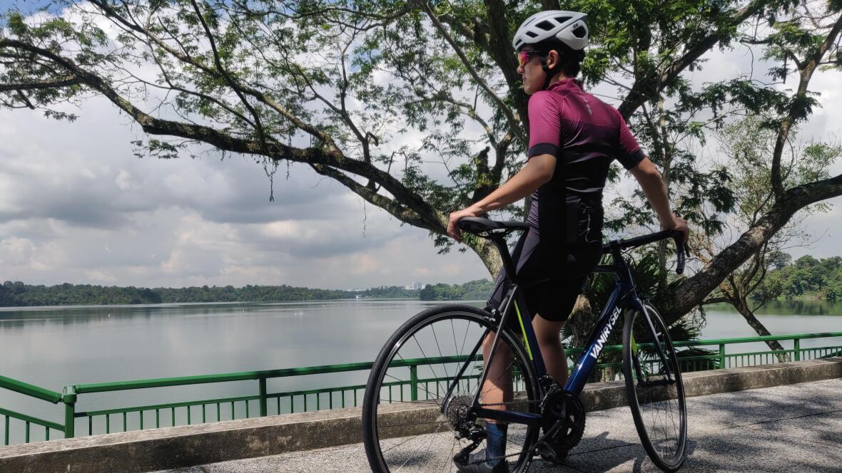 Upp Seletar Reservoir