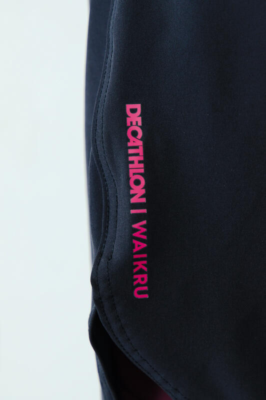กางเกงมวยไทยแบบคาร์ดิโอรุ่น W100