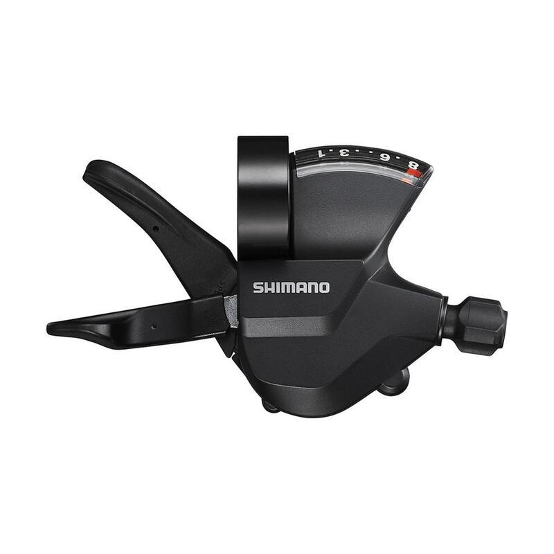 Trigger shifter voor achterderailleur Altus 8 versnellingen zwart SL-M315-8R