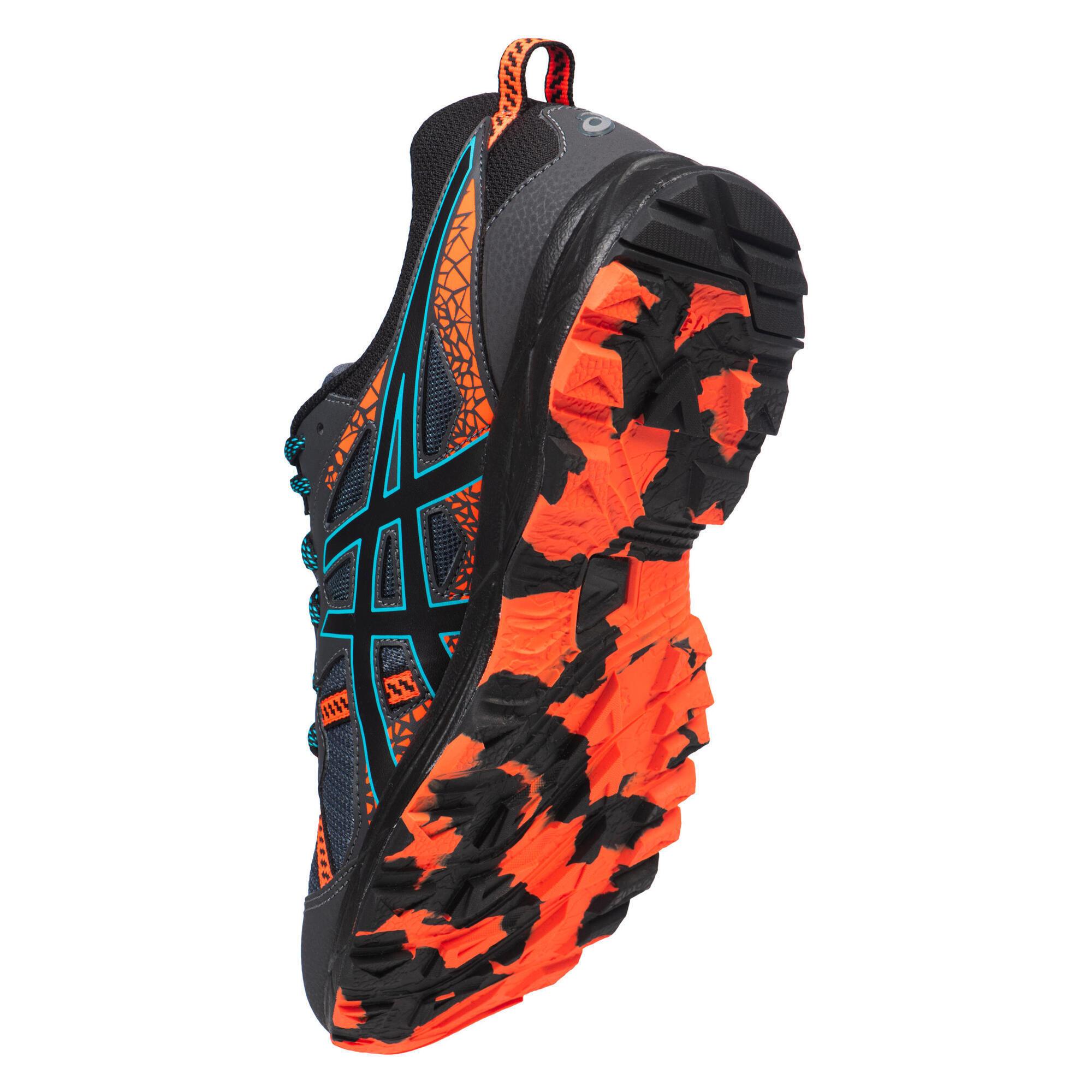 Men's Trail Running Shoe Asics Gel-Kanaku™ 3 - grey orange ASICS ...