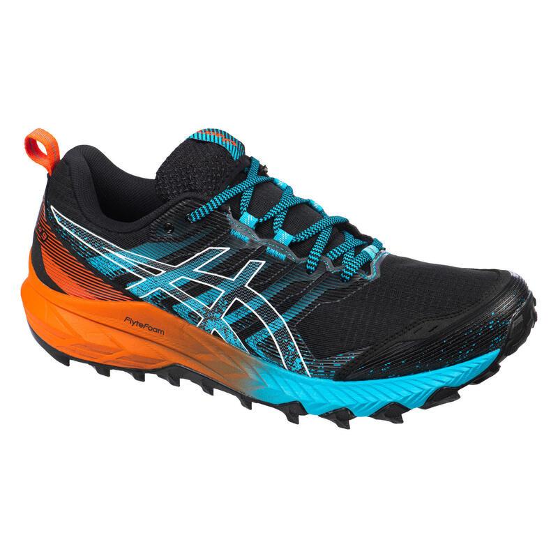 Asics Gel Fujitrabuco™ 9 Hombre Negro Zapatillas Trail Running