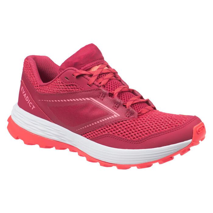 Laufschuhe Trail TR Damen rosa