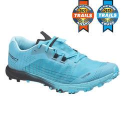 Calçado de Trail Running Homem Race Light Azul-Celeste/Preto