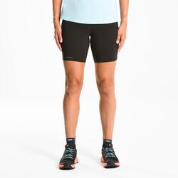 WOMEN'S TRAIL RUNNING SHORT TIGHTS EMBOSS