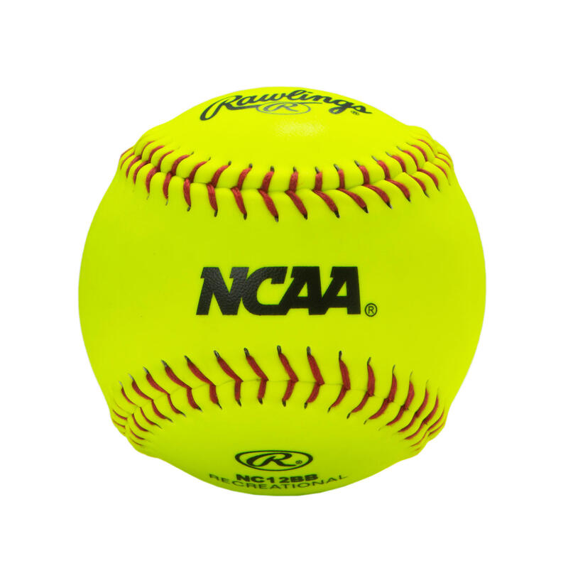"Softball bal Rawlings NCAA 12"" training"