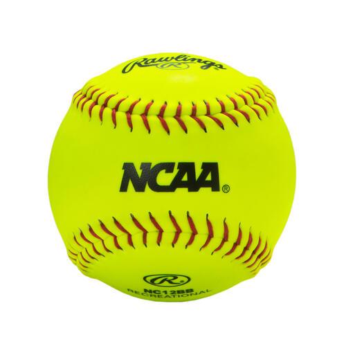 Balle Rawlings Softball NCAA 12'' training