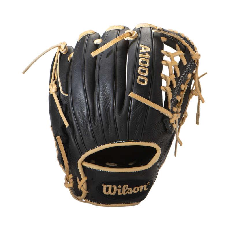 BASEBOLL Lagsport - Handske vänster A1000 Wilson WILSON - Baseboll