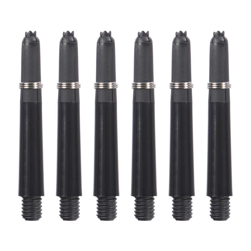 Accesorii darts Tir cu arcul, Darts, Golf, Petanca - Set 3 tije nailon short x2 CANAVERAL - Darts